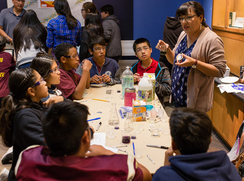 STEM Mentoring Cafe at LANL