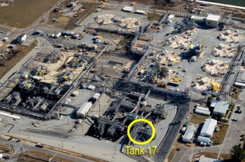 The Savannah River Site celebrates 20 years since the closure of Tank 17.