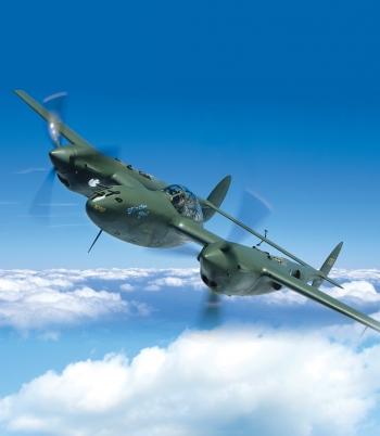 P-38: Glacier Girl