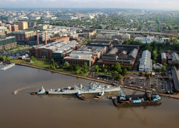 The Naval Reactors office of NNSA is located in Washington Navy Yard