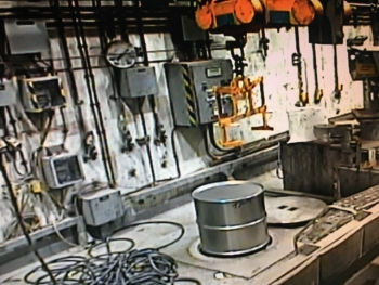 Port 16 expedites treatment of waste drums.