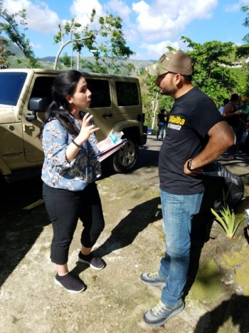 Q&A with Virginia Castro: DOE Mission to Puerto Rico