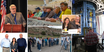 ICP CAB members participate in bi-annual meetings of the Environmental Management (EM) Site Specific Advisory Board (SSAB)
