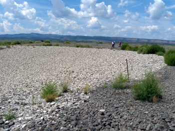Bluewater, New Mexico, Disposal Site