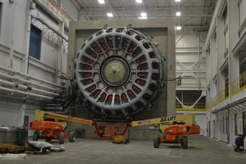 15MW dynamometer test stand