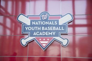 Washington Nationals Youth Baseball Academy