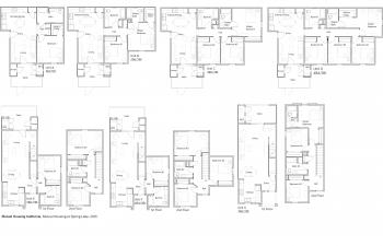 DOE Tour of Zero: Mutual Housing at Spring Lake by Mutual Housing California floorplans.