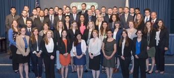Members of the NNSA Graduate Fellows Program