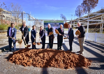 EM's diverse cleanup operations and capital projects in Oak Ridge provide opportunities to local companies.