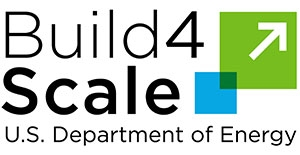 U.S. Department of Energy Build4Scale Logo