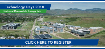2018 Technology Day poster