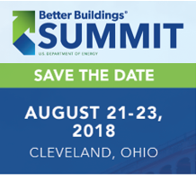 Save the date for Better Buildings summit August 21-23.