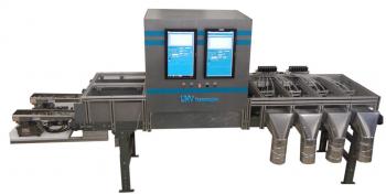 The High-Speed Scrap Metal Sorter: UHV Technologies