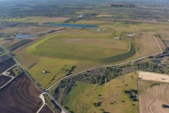 The Panna Maria, Texas, Disposal Site.
