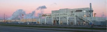 DUF6 Facility at the Paducah Site.