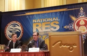 LPO's John Sneed and Douglas Schultz present at Reservation Economic Summit 2018