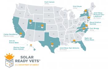 solar ready vets map
