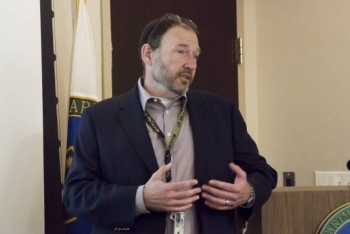 Dr. Robert S. Maxwell of Lawrence Livermore National Laboratory