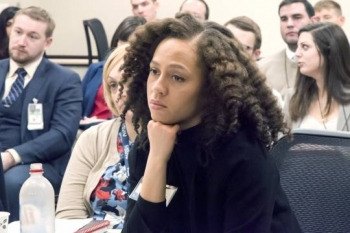 Fellow Mareena Robinson contemplates her future