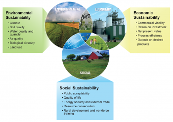 bioenergy sustainability diagram