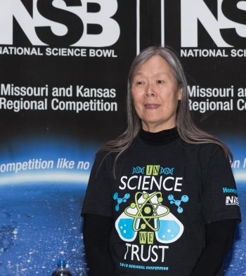 For more than 25 years, Lillian Cooper of the Kansas City National Security Campus  has donated her time to various science, technology, engineering, and math (STEM) outreach activities.