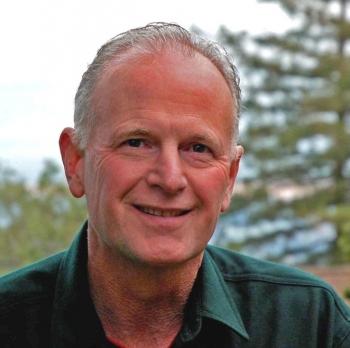 Photo of Peter Turnbull.