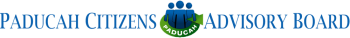 Banner logo of the Paducah Citizens Advisory Board