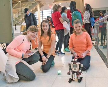 The Young Women's Conference at Princeton Plasma Physics Laboratory