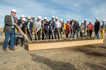 Ceremony Breaks Ground for New Business Park in Grand Junction, Colorado