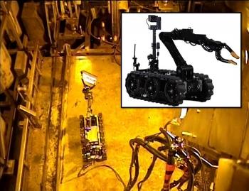 Melt Cell Crawler robot