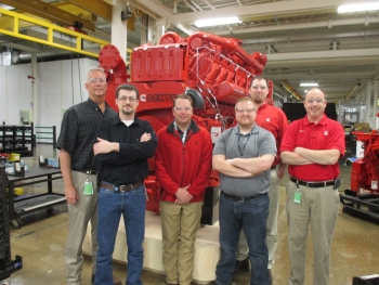 Cummins Seymour energy team draws upon prior corporate experience with ISO 50001 and Superior Energy Performance.