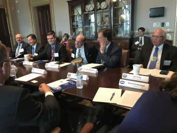 Under Secretary Paul Dabbar Participates in White House Summit: AI for American Industry