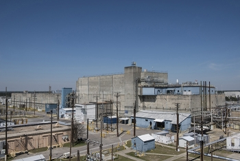 Savannah River Site's H Canyon, the only operating production-scale nuclear chemical separation facility in the U.S.
