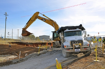 The contractor has been instrumental in numerous cleanup and remediation projects across Oak Ridge.