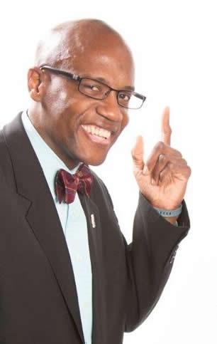 Portrait of Victor Angry, DOE2018 Keynote Speaker