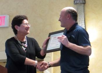 Alison Silverstein (NASPI Project Manager) & Dr. Brett Amidan (PNNL)