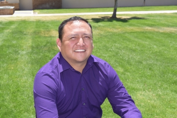 Levi Bowman of NNSA was honored as one of Forty Under Forty professionals who are making a difference in New Mexico.