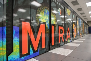 mira supercomputer at argonne