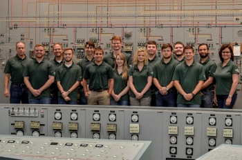 The Paducah Site interns for summer 2018 are pictured.