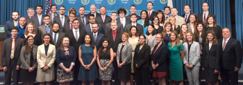 The NNSA Graduate Fellowship Program graduating class of 2018.