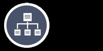Icon for Strategic Integration Planning.