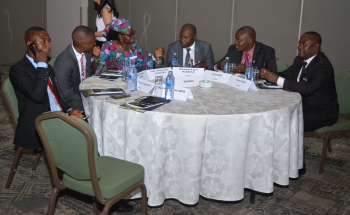 The Radiological and Nuclear Prevention and Response course held in Accra, Ghana, gathered participants from eight African countries.