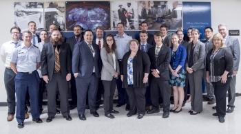 The 2018 Sandia National Laboratories Weapon Intern Program class.
