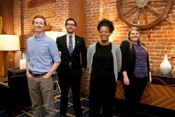 NNSA's Laboratory Residency Graduate Fellowship inaugural class
