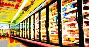 Photo of next-generation refrigerators.