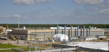 The C-400 Cleaning Building is located over and near the largest groundwater contamination source on the Paducah Site.