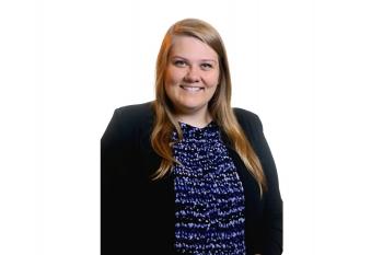 Stephanie Miller of NNSA's Laboratory Residency Graduate Fellowship