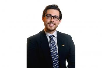 Travis Voorhees of NNSA's Laboratory Residency Graduate Fellowship
