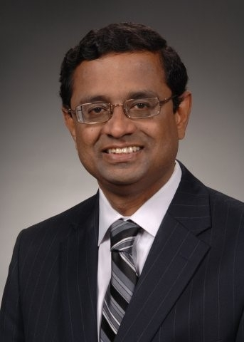 headshot of Dr. Sudarsan Rachuri