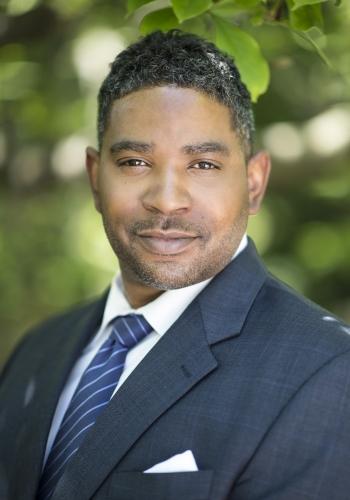 Jamal Ferguson Headshot